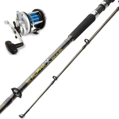 Sea fishing rods fishermans paradise fishing tackle store for Amazon fishing rods